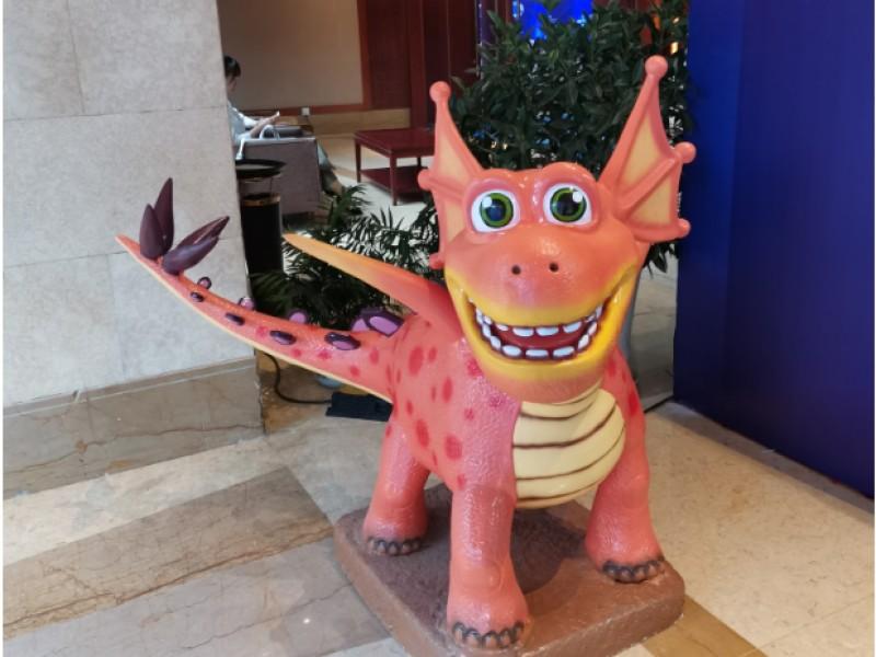 与春节灯会不一样的第二届自贡国际恐龙灯光节即将开幕