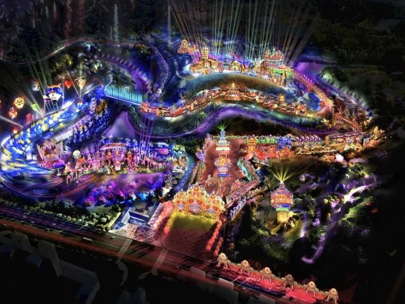 第26届自贡国际恐龙灯会抢先看
