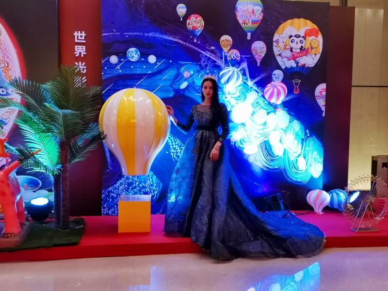 2020自贡国际恐龙灯会1月17日盛大开幕